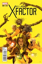 Picture of All-New X-Factor #20 Garner Cover