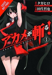 Picture of Akame ga Kill Vol 01 SC