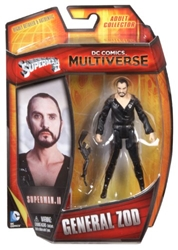 Picture of DC Comics Multiverse Superman II Zod Action Figure