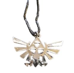 Picture of Legend of Zelda Hyrule Symbol Necklace