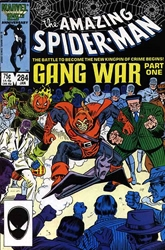 Picture of Amazing Spider-Man #284