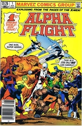 Picture of Alpha Flight #1