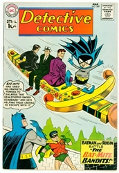 Picture of Detective Comics #289