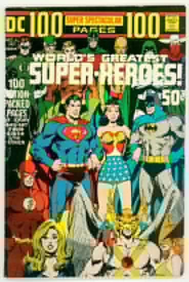 dc100pagesuperspectacular