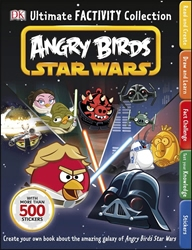 Picture of Angry Birds Star Wars DK Ultimate Factivity Collection