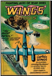 Picture of Wings Comics #66