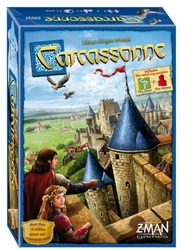 Picture of Carcassonne Basic Game New Edition