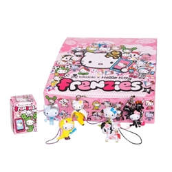 Picture of Hello Kitty Tokidoki Frenzies Zipper Pulls
