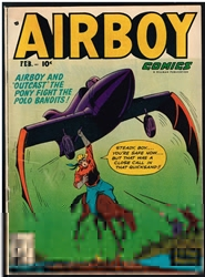 Picture of Airboy Comics (1951) #1