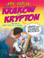 Picture of From Krakow To Krypton Jews and Comic Books SC