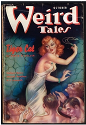 Picture of Weird Tales 10/37