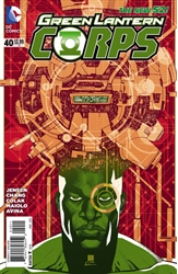 Picture of Green Lantern Corps (2011) #40