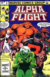 Picture of Alpha Flight #2