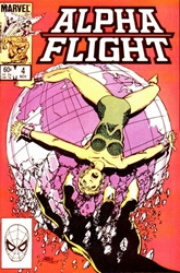 Picture of Alpha Flight #4