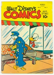 Picture of Walt Disney's Comics and Stories #79