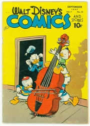 Picture of Walt Disney's Comics and Stories #84