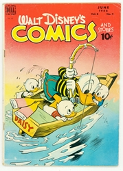 Picture of Walt Disney's Comics and Stories #93
