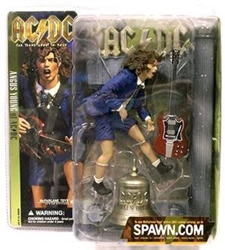 Picture of AC/DC Angus Young Action Figure