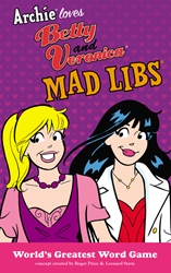 Picture of Archie Loves Betty and Veronica Mad Libs