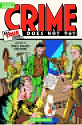 Picture of Crime Does Not Pay Archives Vol 09 HC