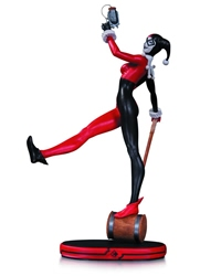Picture of DC Cover Girls Harley Quinn Statue