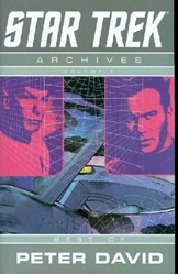 Picture of Star Trek Archives Vol 01 SC Best of Peter David