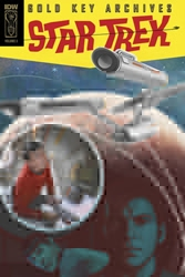 Picture of Star Trek Gold Key Archives Vol 03 HC
