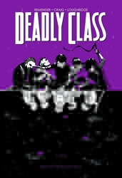 Picture of Deadly Class TP VOL 02 Kids of the Black Hole