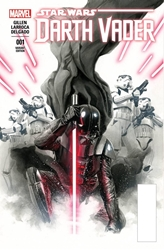 Picture of Darth Vader (2015) #1 Ross Cover