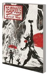 Picture of Deadpools Art of War SC