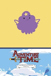 Picture of Adventure Time Vol 05 HC Mathematical Edition