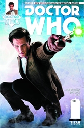 Picture of Doctor Who 11th Doctor #10 Subscription Cover