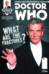Picture of Doctor Who 12th Doctor #6 Photo Cover