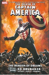 Picture of Captain America Vol 02 SC Death of Captain America