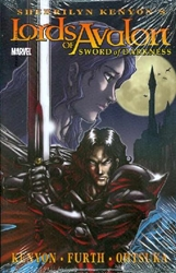 Picture of Lords of Avalon HC Sword of Darkness