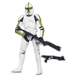 Picture of Star Wars Black Series Clone Trooper Sergeant Wave 6 Action Figure
