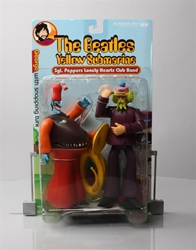 Picture of The Beatles Yellow Submarine: Sgt. Peppers Lonely Hearts Club Band George with Snapping Turk