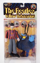 Picture of The Beatles Yellow Submarine Ringo with Blue Meanie
