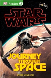 Picture of DK Readers Level 2 Star Wars Journey Through Space