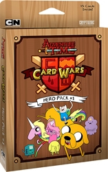 Picture of Adventure Time Card Wars Hero Pack #1