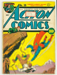 Picture of Action Comics #38