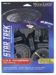 Picture of Star Trek USS Enterprise NCC-1701-D Metal Earth 3D Metal Model Kit