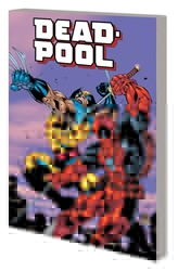 Picture of Deadpool Classic Companion SC