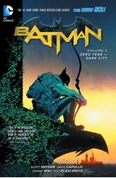 Picture of Batman (2011) TP VOL 05 Zero Year Dark City
