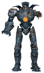 Picture of Pacific Rim Jaeger Gipsy Danger Anchorage Attack Series 5 7-Inch Action Figure