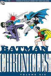 Picture of Batman Chronicles Vol 06 SC