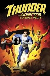 Picture of Thunder Agents Classics Vol 05 SC