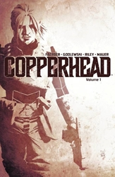Picture of Copperhead Vol 01 SC A New Sheriff in Town