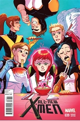 Picture of All-New X-Men #39 Women of Marvel Cover