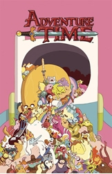 Picture of Adventure Time Vol 06 SC